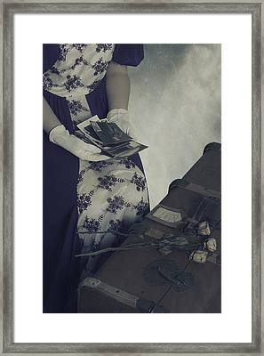 Memories Framed Print by Joana Kruse