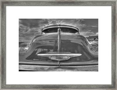 Memories On Wheels Framed Print by Tam Ryan