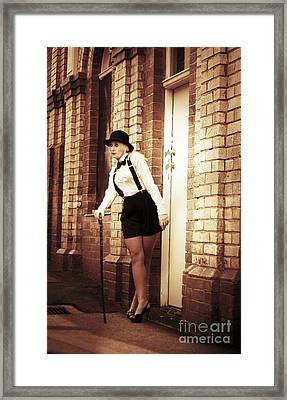 Memory Lane Framed Print by Jorgo Photography - Wall Art Gallery