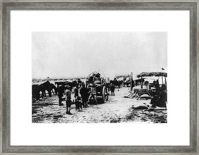 Mexican Revolution, 1911 Framed Print by Granger