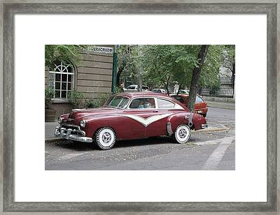 Mexico City Framed Print by Jim McCullaugh