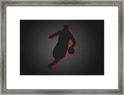 Miami Heat Framed Print