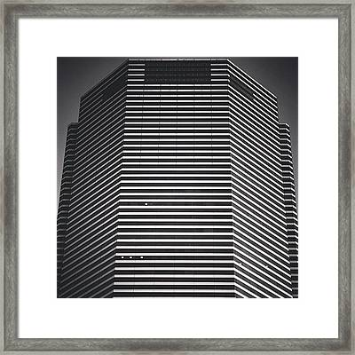Miami Tower - Miami Framed Print