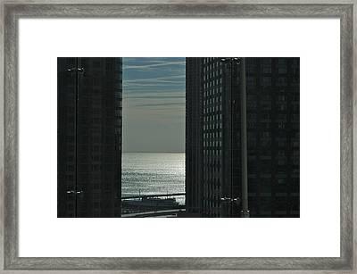 Michigan Framed Print by Joseph Yarbrough