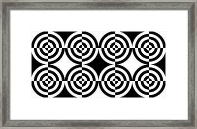 Mind Games 5 Framed Print