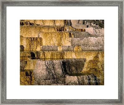 Minerva Terrace Framed Print