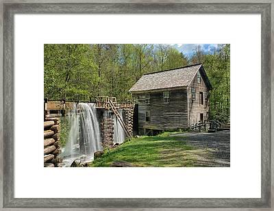 Mingus Mill 2 Framed Print