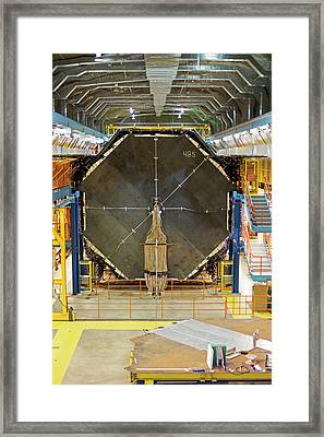 Minos Far Detector Framed Print