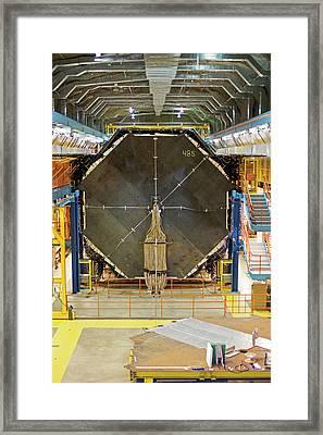 Minos Far Detector Framed Print by Jim West