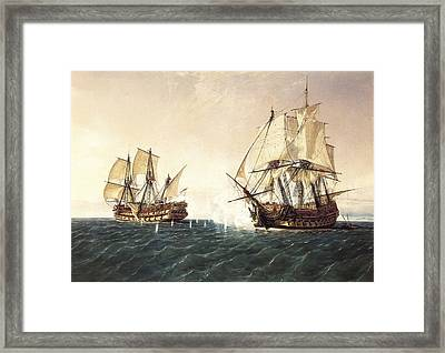Monleon Y Torres, Rafael 1835-1900 Framed Print by Everett
