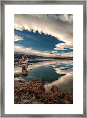 Mono Lake Framed Print