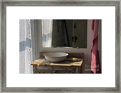 Morning Toilette Framed Print