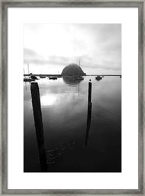 Morro Bay Framed Print
