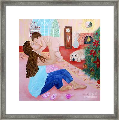 Motherhood. Inspirations Collection. Framed Print