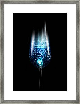 Motion Framed Print by Thomas Berger