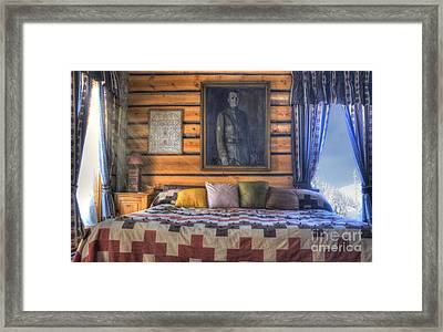 Mountain Sweet Framed Print by Juli Scalzi