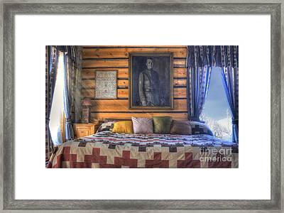 Mountain Sweet Framed Print