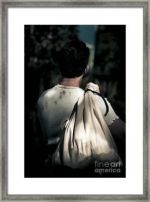 Moving House Framed Print by Jorgo Photography - Wall Art Gallery