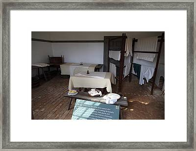 Mt Vernon - 01136 Framed Print by DC Photographer