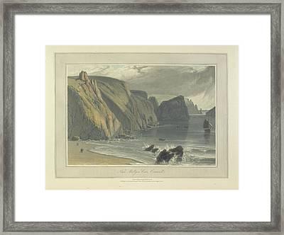 Mullyan Cove Framed Print