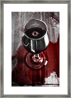 Murder Mystery Investigation. Private Eye Clues Framed Print by Jorgo Photography - Wall Art Gallery