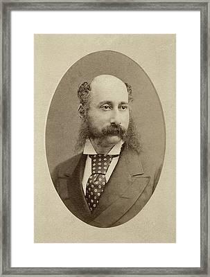 Musician, C1870 Framed Print