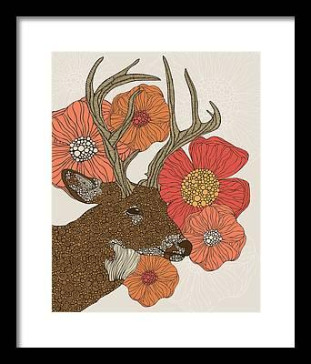 Floral Photographs Framed Prints
