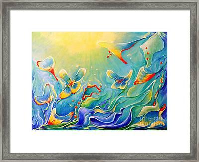 My Dream Framed Print by Teresa Wegrzyn