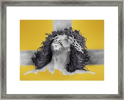 My God  Framed Print by Kim Collins