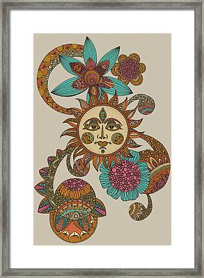 My Sunshine Framed Print by Valentina