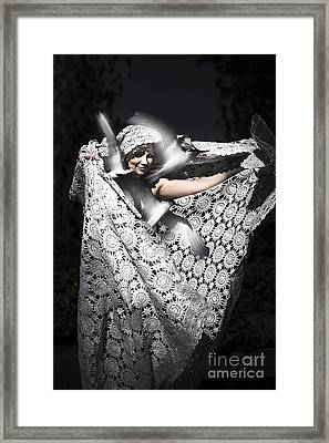 Mystical Freedom Release Framed Print by Jorgo Photography - Wall Art Gallery