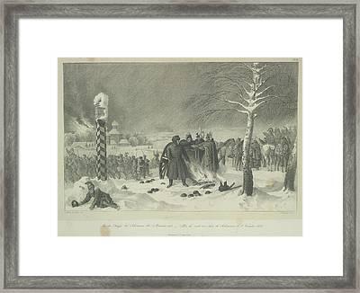 Napoleon Framed Print