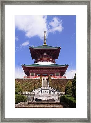 Narita Jinja (shrine Framed Print