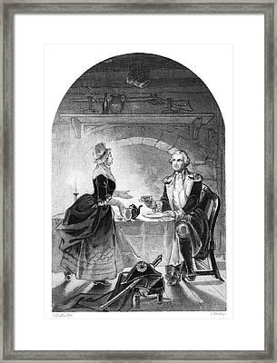 Nathanael Greene (1742-1786) Framed Print