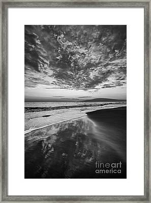 Natures Painting Framed Print by Jamie Pham