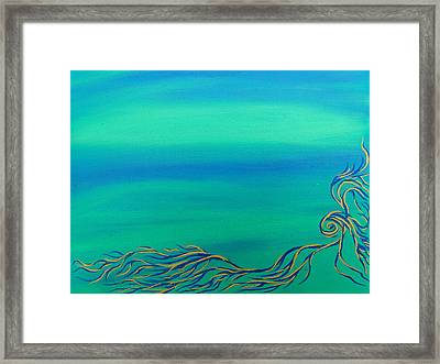 Nerissa Framed Print by Robert Nickologianis