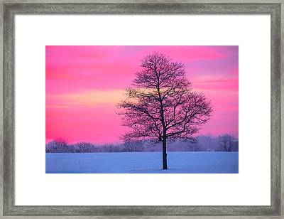 New Day Framed Print by Emmanuel Panagiotakis