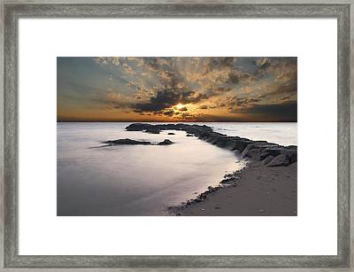 New Haven Framed Print by Andrea Galiffi