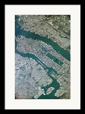 Rikers Island Framed Prints