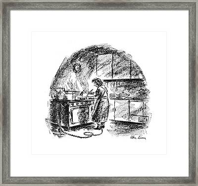 New Yorker July 15th, 1944 Framed Print