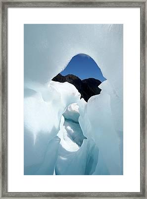 New Zealand, South Island, West Coast Framed Print by David Wall
