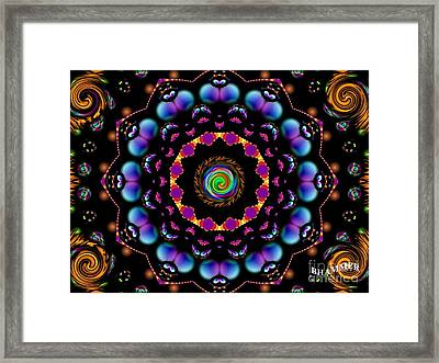 Nightshade Framed Print by Bobby Hammerstone