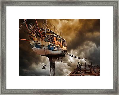 Nimfa Framed Print by Radoslav Penchev