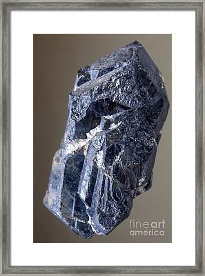 Niobite Framed Print by Dirk Wiersma