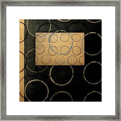 No Coasters Framed Print by Carol Leigh
