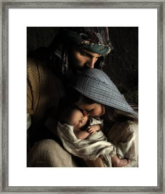 No Greater Gift Framed Print