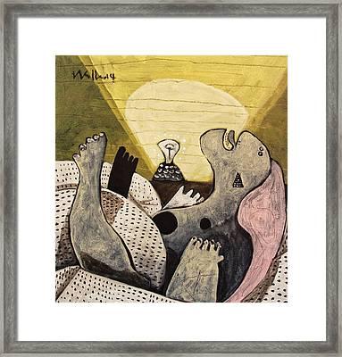 Noctis No. 4  Framed Print by Mark M  Mellon