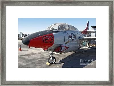 North American Buckeye T2-a Framed Print by Gregory Dyer