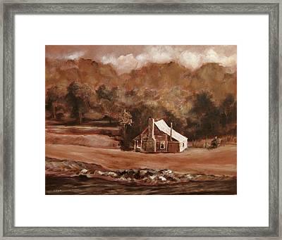 North Carolina Remembered Framed Print