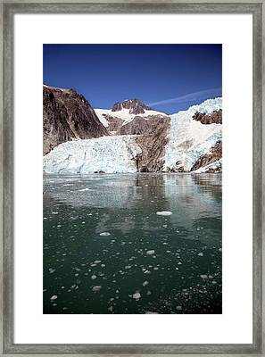 Northwestern Glacier Framed Print